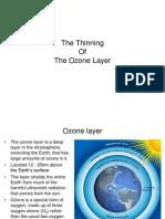 The Ozone Layer