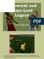 Discworld and Time-Lord Uni Special