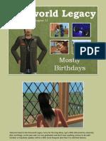 Chapter 13 - Mostly Birthdays