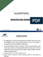 Algoritmos en Manufactura Avanzada