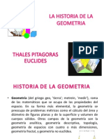 La Historia de La Geometria 222