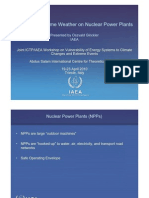 Extreme Weather Nuclear Power