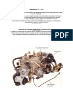 Car Bur Adores 2E Manual