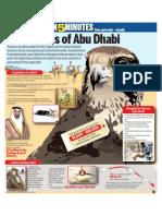 The Falcons of Abu Dhabi
