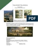 Paleontologia Juan Manuel Ayala Gomez