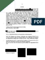 German Danish Wikileaks Warrant 2009