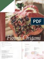 Flower FABRIC Origami