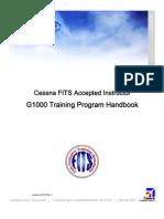 CFAI G1000 Handbook