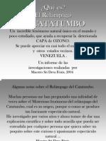 El Relampago Del CATATUMBO