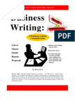 Business Writing Workbook-PDF