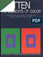 Johannes Itten-The Elements of Color