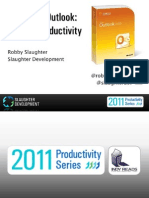 Microsoft Outlook - Radical Productivity