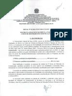 Edital Mestrado Em Comunicacao 2012 2014