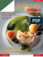 Recettes de Cuisine - Pascal Barbot- Les Epicuriennes - Diciembre 2005