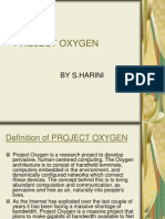 Project Oxygen Ppt