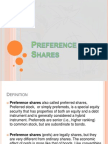 Preference Shares