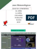 FENOMENOS METEREOLOGICOS
