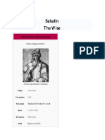 Saladin - Wikipedia Ing, The Free Encyclopedia