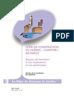 Code de Construction Version Courte
