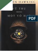 Vũ trụ trong vỏ hạt dẻ (Chương 0)