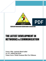 Computer Networks and Communications 3
