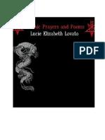 Satanic Prayer Book Collection LEL