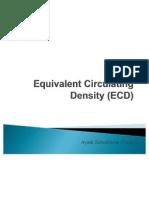 Equivalent Circulating Density (ECD)
