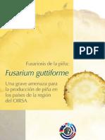 Sobre La Fusariosis Pina
