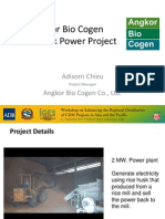 Angkor Bio Cogen Project