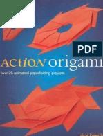 Action Origami - Rick Beech
