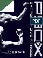 P90X Full Fitness Guide