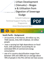 Port Vila Urban Development Project