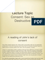 Consent - Lenina and John