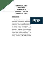 Commercial Taxes-Tamil Nadu