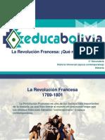 (PR) La Revolución Francesa