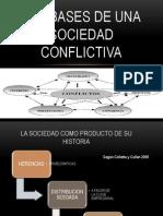 Las Bases de Una Sociedad Conflictiva