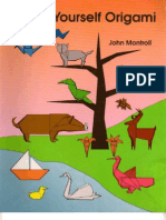 Teach Yourself Origami by John Montroll