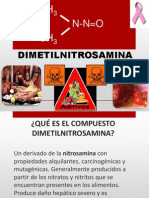 Nitrosodimelilamina