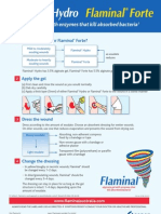 Flaminal How to Use