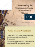 Cognitive and Social Development