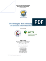 Endoscope Disinfection Pt