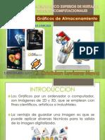 Exposicion de Formatos Graficos de Almacenamiento