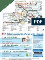 JR Line Map