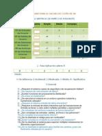 Formulario Para El Calculo de Costes de Software