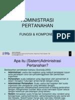 ADPER1 Fungsi Adm an