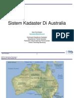 ADPER1 Sistem Kadaster Australia