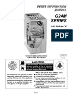 Lennox_G24M_Manual