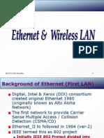 Ethernet Wireless LAN MOH