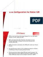 ATM for IUB