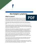ASC Non Hodgkin Limfoma